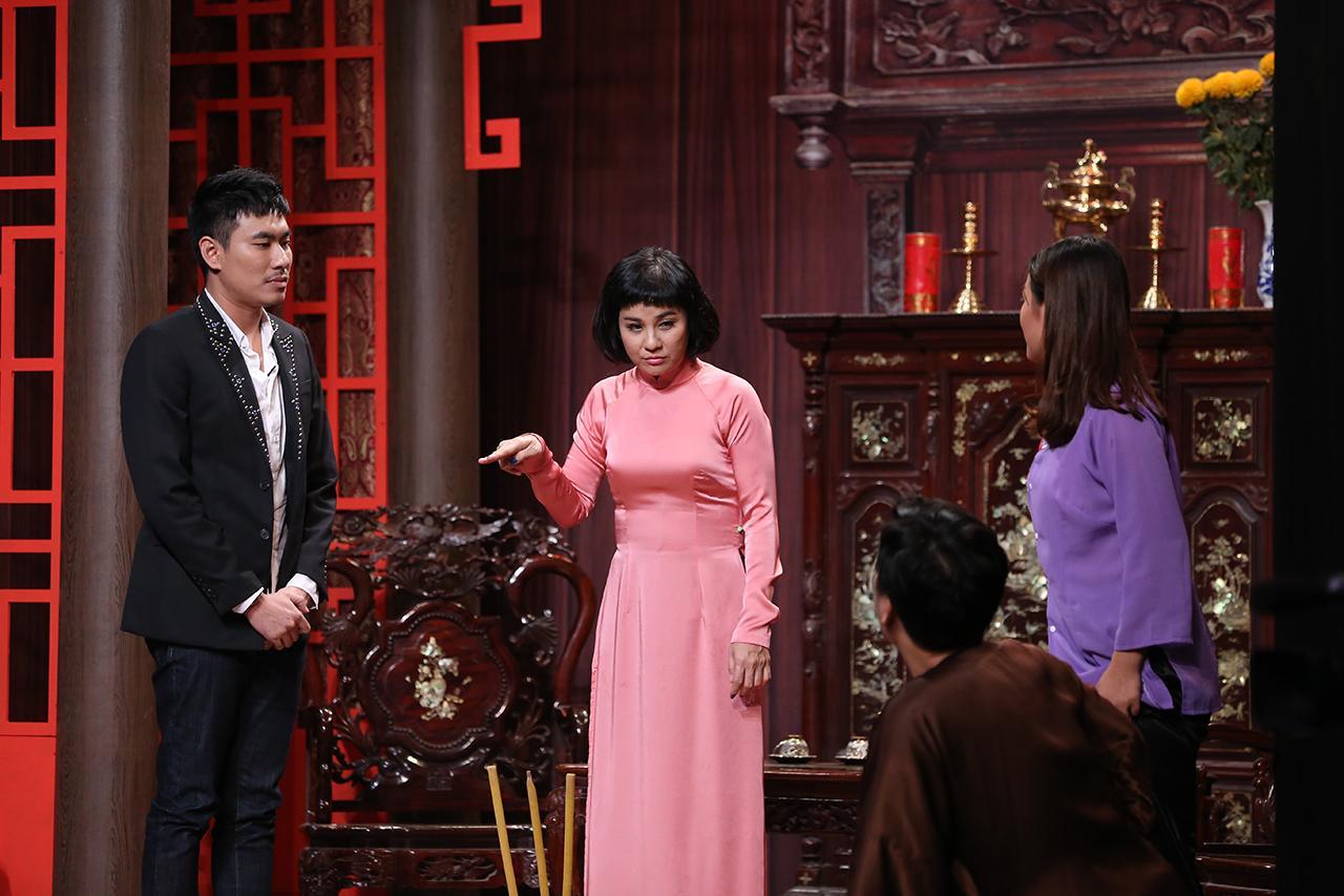 Cát Phượng công khai nói lời yêu Kiều Minh Tuấn trên truyền hình-2