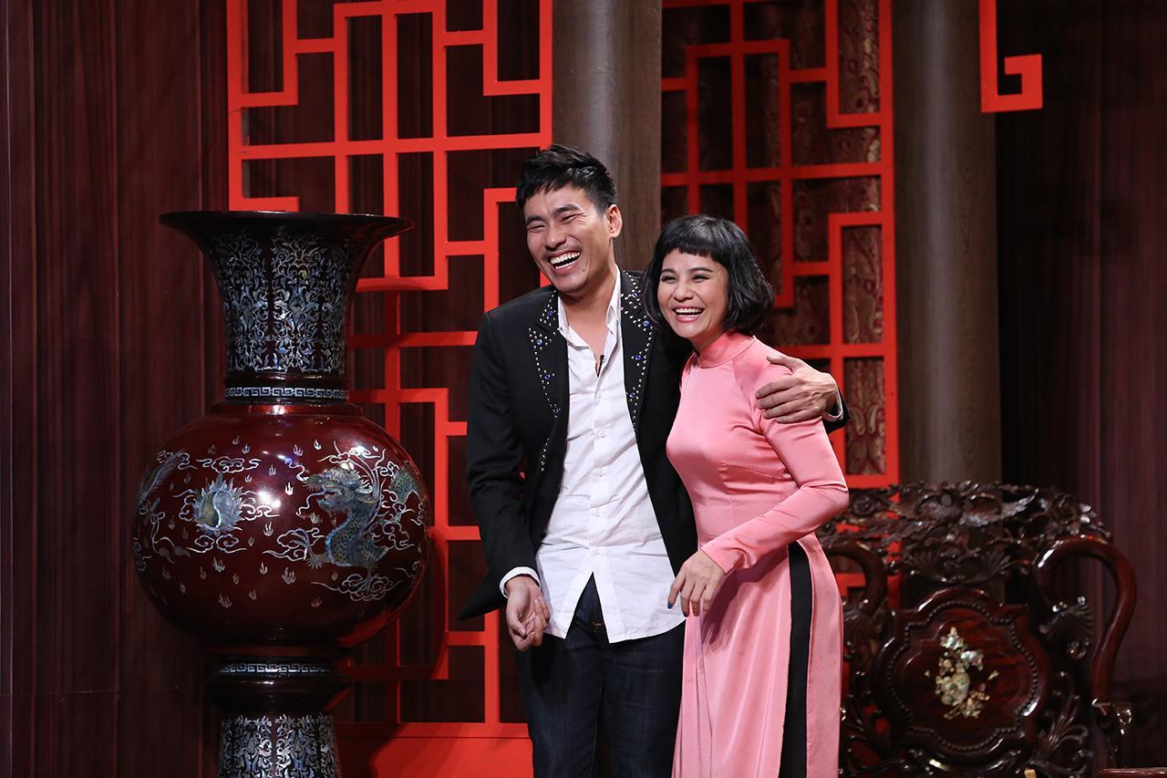 Cát Phượng công khai nói lời yêu Kiều Minh Tuấn trên truyền hình-3