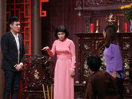 Cát Phượng công khai nói lời yêu Kiều Minh Tuấn trên truyền hình