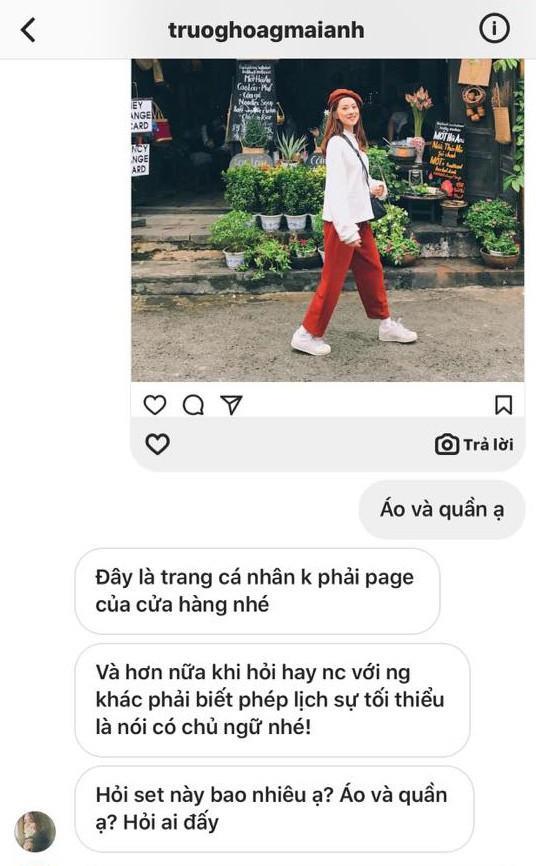 Hot girl Trương Hoàng Mai Anh lên tiếng sau scandal làm mẹ thiên hạ: Sai có thể sửa-3
