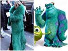 Diện áo lông to sụ như nhân vật hoạt hình 'Monsters', CL chiếm sóng thời trang sao Hàn tuần qua