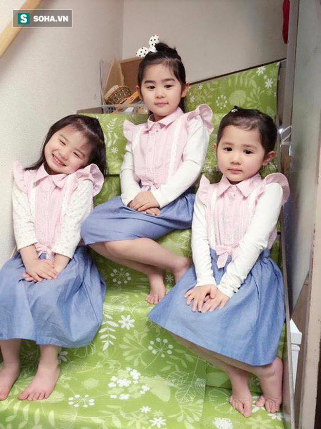 Người phụ nữ Việt và 4 đứa con vô cùng đáng yêu trên đất Nhật gây sốt-1