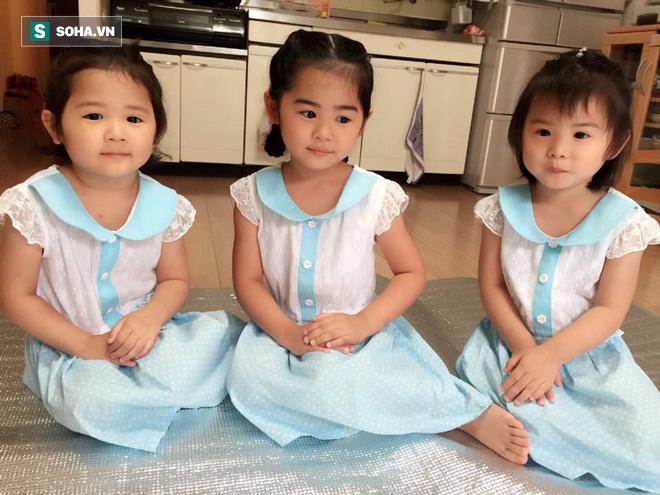 Người phụ nữ Việt và 4 đứa con vô cùng đáng yêu trên đất Nhật gây sốt-2