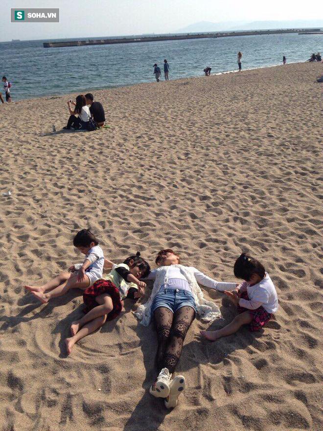 Người phụ nữ Việt và 4 đứa con vô cùng đáng yêu trên đất Nhật gây sốt-5