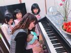 Người phụ nữ Việt và 4 đứa con vô cùng đáng yêu trên đất Nhật gây sốt