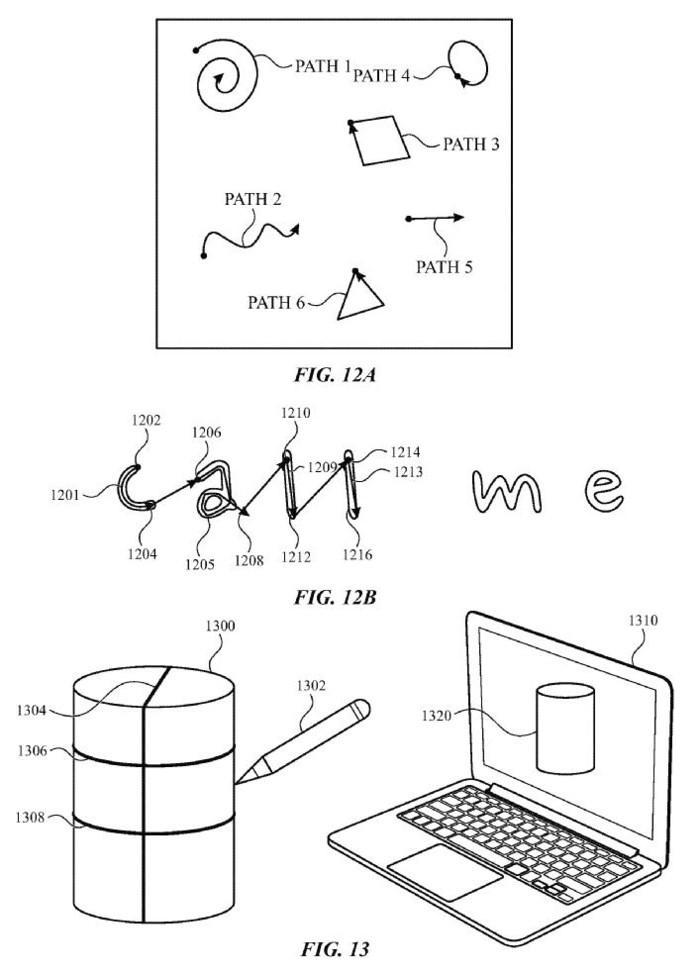 Apple sẽ có bút cảm ứng vẽ được giữa không khí-3