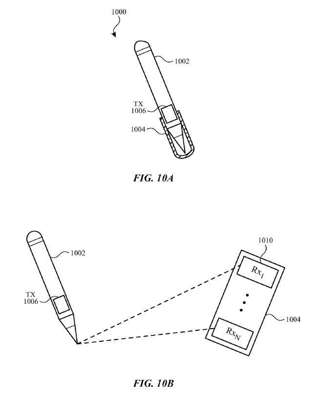Apple sẽ có bút cảm ứng vẽ được giữa không khí-2