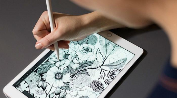Apple sẽ có bút cảm ứng vẽ được giữa không khí-1