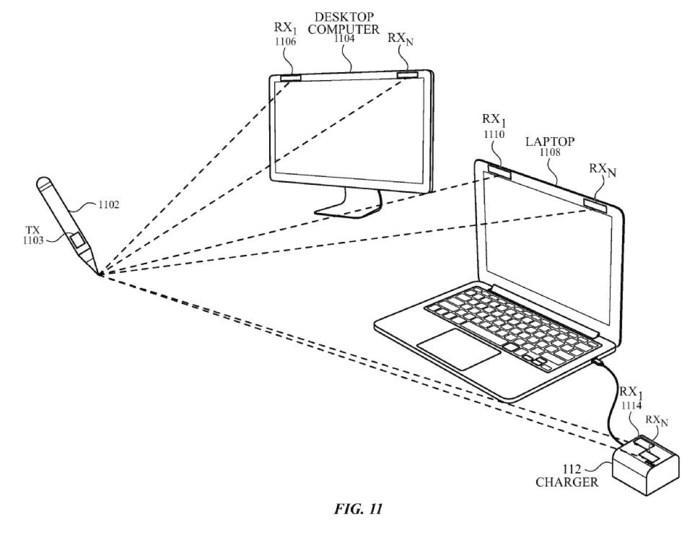 Apple sẽ có bút cảm ứng vẽ được giữa không khí-4