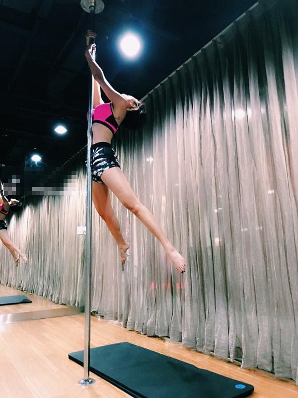 Múa cột siêu đẳng, chân dài Phương Mai vẫn quyết từ chối nhận diễn event vì sợ nhạy cảm-3