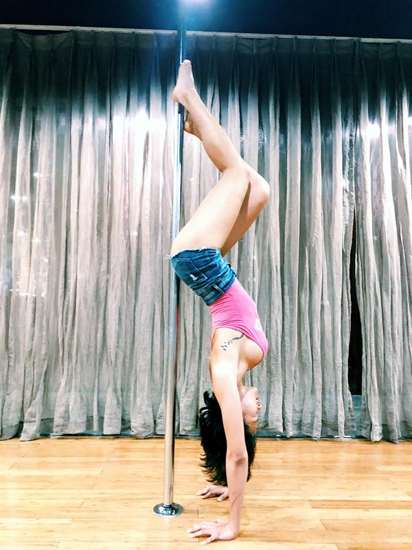 Múa cột siêu đẳng, chân dài Phương Mai vẫn quyết từ chối nhận diễn event vì sợ nhạy cảm-1