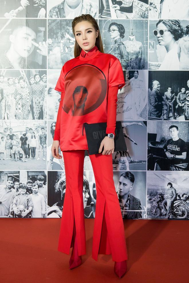 Chẳng cần váy áo lộng lẫy, HHen Niê - Kỳ Duyên đẹp xuất sắc chiếm spotlight thảm đỏ tuần qua-4