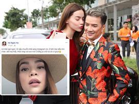 Trốn thị phi, Hà Hồ - Đàm Vĩnh Hưng rủ nhau bỏ Facebook chuyển nhà ảo sang Instagram