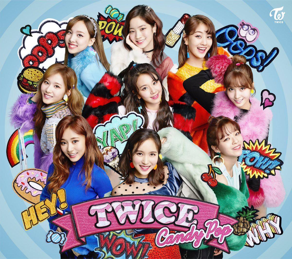 Liên tiếp lập kỉ lục, TWICE đang là girlgroup Kpop bất khả chiến bại tại Nhật-1