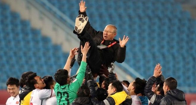 Thông tin mới nhất về tiền thưởng dành cho U23 Việt Nam-1