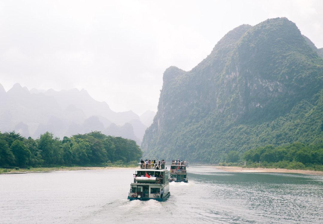 Thả mình thư thái trên dòng Li Giang êm đềm-2