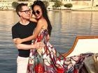 Kỳ nghỉ của vợ chồng Đoan Trang ở Ấn Độ trước Tết