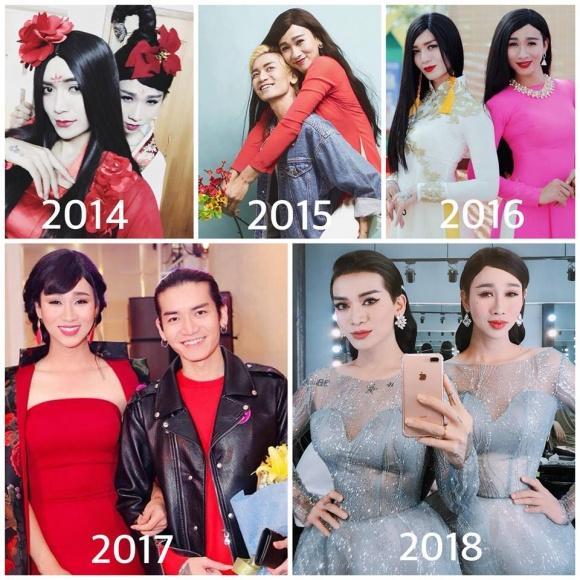 Hot girl - hot boy Việt: Phương Ly trổ tài đi catwalk không giống ai giữa phố muộn-3