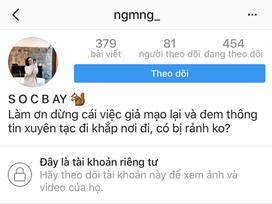 Bị tố chảnh chọe, bạn gái tin đồn Xuân Trường khẳng định: 'Làm ơn dừng việc giả mạo lại'