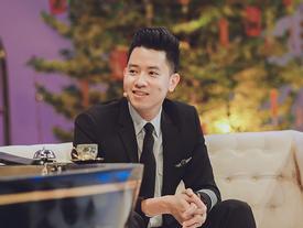 Cơ trưởng điển trai nhất Việt Nam tiết lộ lý do chọn nghề vì... lương 'khủng'