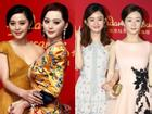 Cùng được tạc tượng như nhau, mỹ nhân đình đám Hoa ngữ 'người xinh bội phần, kẻ xấu thảm họa'