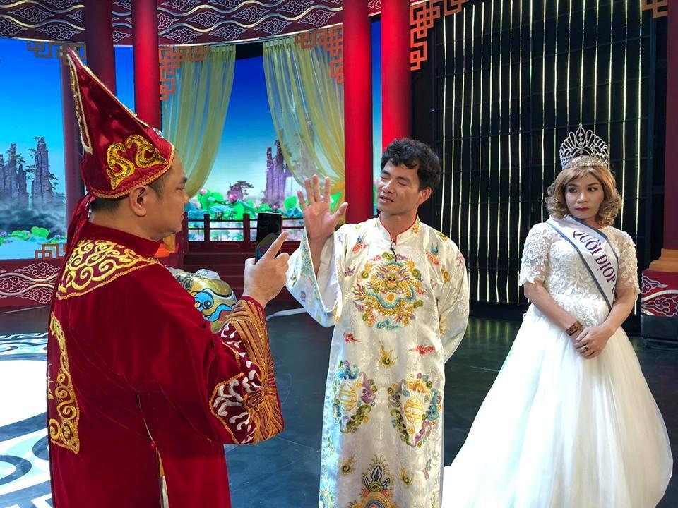 Táo Quân 2018 tung trailer cực hot: Cô Đẩu Công Lý đăng quang Hoa hậu-2