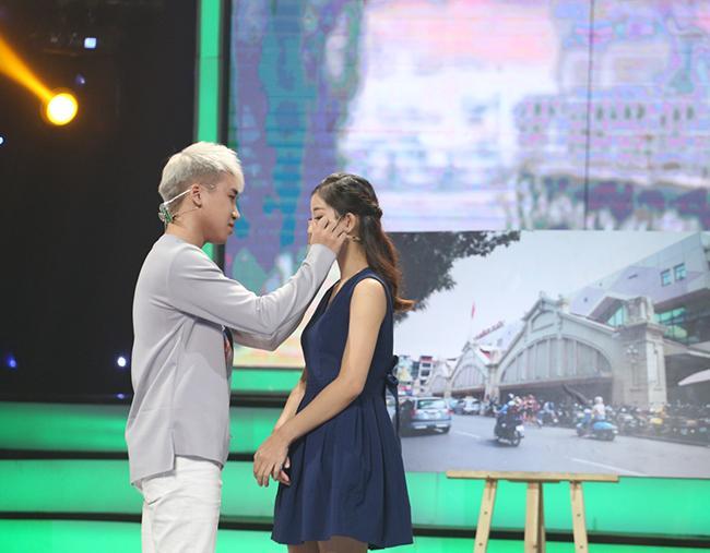Cô gái khiến Huy Cung lau nước mắt, Hải Quân nhấn nút tỏ tình tại Vì yêu mà đến là ai?-2