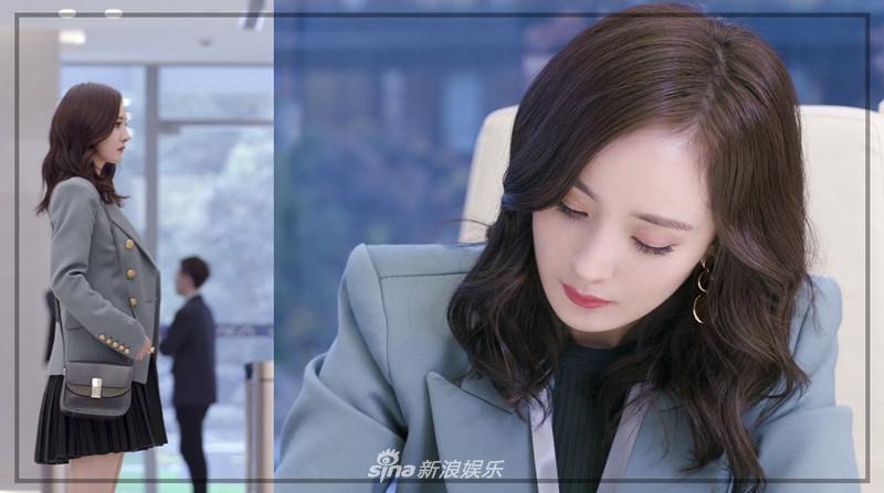 Liên tục diện đồ hiệu, Dương Mịch biến phim mới thành sàn diễn thời trang-2