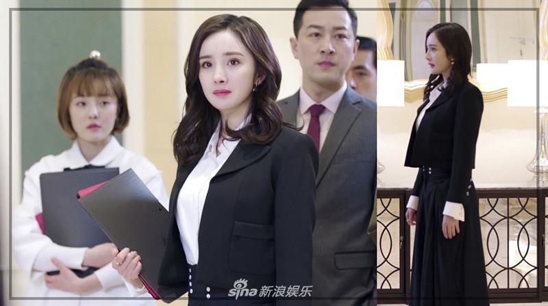 Liên tục diện đồ hiệu, Dương Mịch biến phim mới thành sàn diễn thời trang-8