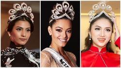 Vương miện Hoa hậu Hoàn vũ có gì tuyệt tác khiến mỹ nhân Việt thi nhau dùng hàng nhái?