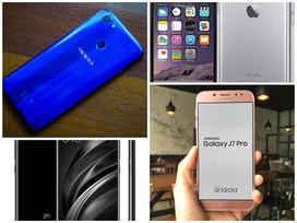 Top 4 smartphone 'ngon, bổ, rẻ', trong khoảng 6-9 triệu đồng