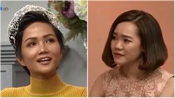 Hoa hậu H'Hen Niê khiến nhiều người rơi lệ khi nói về cha mẹ