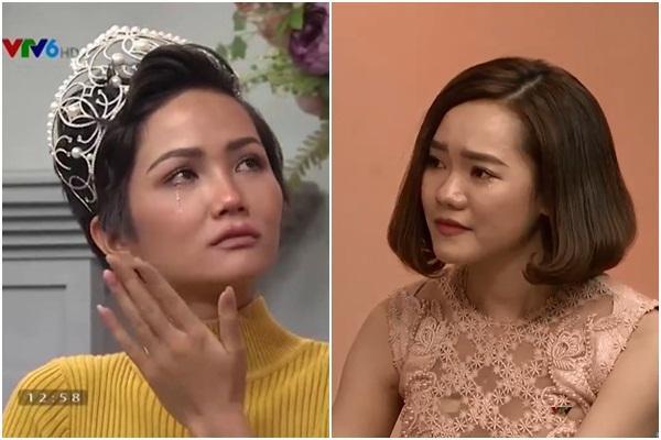 Hoa hậu HHen Niê khiến nhiều người rơi lệ khi nói về cha mẹ-1