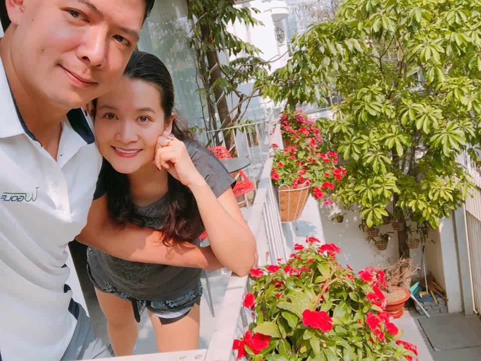 Vợ chồng Bình Minh trừ tà giữa ồn ào nghi vấn gọi Trương Quỳnh Anh là phở sân bay-8