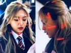 SỐC: Anti-fan tụ tập bắn laser vào mặt Yeri (Red Velvet) ngay trong buổi lễ tốt nghiệp của nữ thần tượng