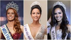 Lộ diện 12 đối thủ đầu tiên của H'Hen Niê tại Hoa hậu Hoàn vũ Thế giới 2018