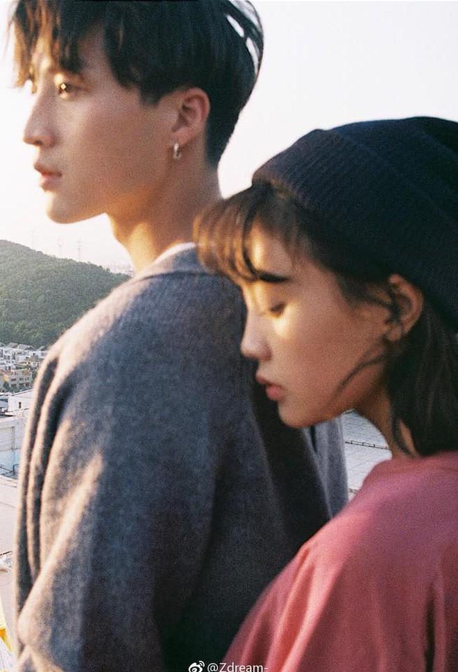 Thêm một bộ ảnh couple chụp bằng máy film tình đến từng khoảnh khắc-1
