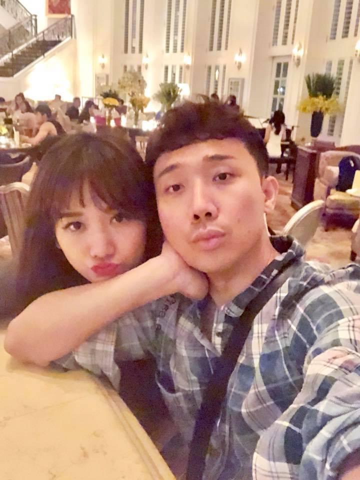 Bị nhầm là Tiến Đạt khi đang cùng Hari Won livestream, Trấn Thành uất ức nổi đóa-3