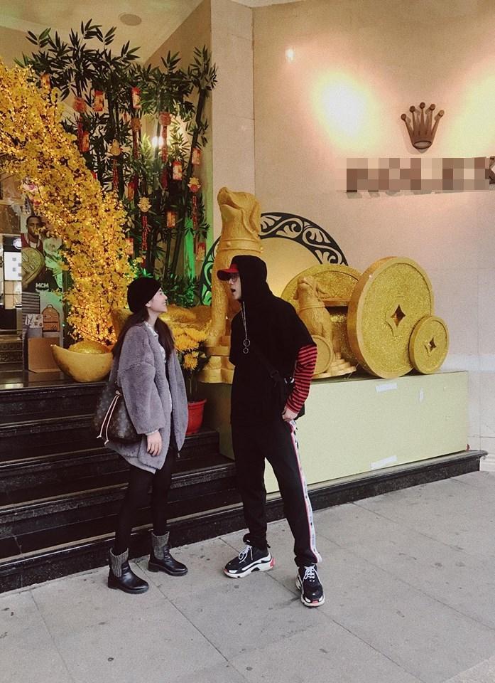 Hot girl - hot boy Việt: Ly Kute khoe con trai Khoai Tây trổ tài làm nhạc công siêu đáng yêu-8