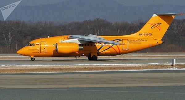 Máy bay Nga rơi 71 người thiệt mạng: Rơi 112 m/giây-2