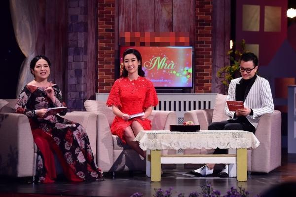 Hoa hậu Mỹ Linh tiết lộ tiêu chuẩn bạn trai, Hoàng Yến Chibi lần đầu mang gia đình lên sân khấu-1