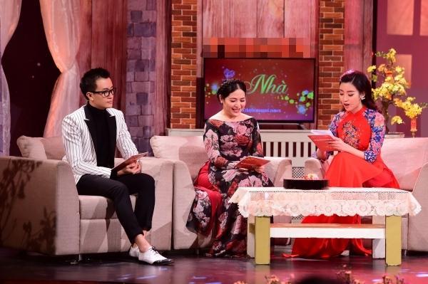Hoa hậu Mỹ Linh tiết lộ tiêu chuẩn bạn trai, Hoàng Yến Chibi lần đầu mang gia đình lên sân khấu-2
