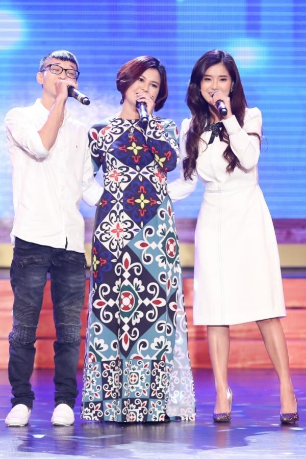 Hoa hậu Mỹ Linh tiết lộ tiêu chuẩn bạn trai, Hoàng Yến Chibi lần đầu mang gia đình lên sân khấu-3