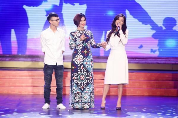 Hoa hậu Mỹ Linh tiết lộ tiêu chuẩn bạn trai, Hoàng Yến Chibi lần đầu mang gia đình lên sân khấu-4