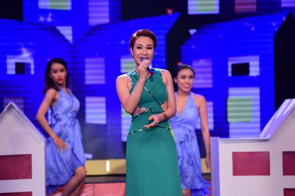 Hoa hậu Mỹ Linh tiết lộ tiêu chuẩn bạn trai, Hoàng Yến Chibi lần đầu mang gia đình lên sân khấu-5