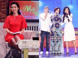 Hoa hậu Mỹ Linh tiết lộ tiêu chuẩn bạn trai, Hoàng Yến Chibi lần đầu mang gia đình lên sân khấu