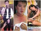 Vồ ếch, sập sân khấu, bị sàm sỡ... muôn kiểu 'tai nạn' trên sân khấu của sao Việt
