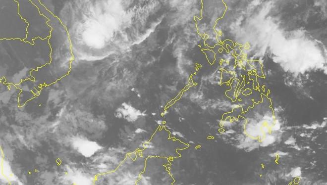 Bão mạnh cấp 8 hướng thẳng vào Biển Đông-2