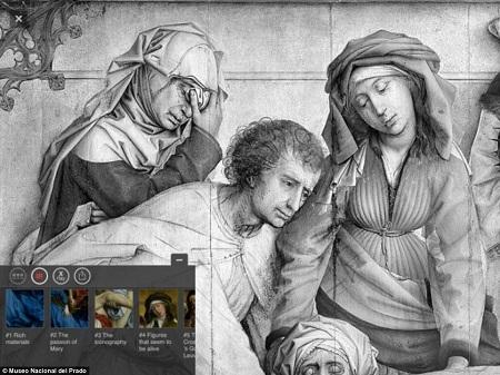 Những bí mật về nghệ thuật chìm trong loạt bức họa nổi tiếng thế giới-7