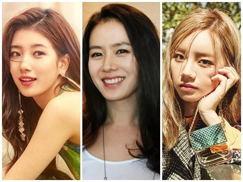 Nhan sắc đẹp không góc chết của dàn mỹ nhân tuổi Tuất xứ Hàn